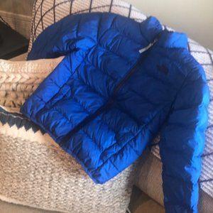Boys Northface Puffer Coat